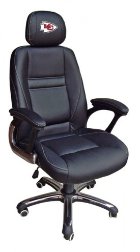 Kansas City Chiefs Head Coach Office Chair