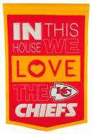 Kansas City Chiefs Home Banner