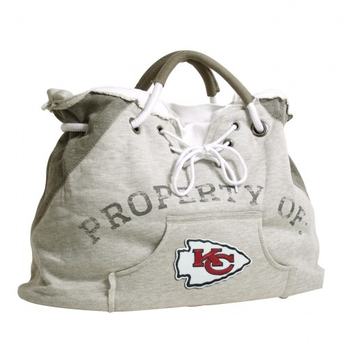 Kansas City Chiefs Hoodie Tote Bag