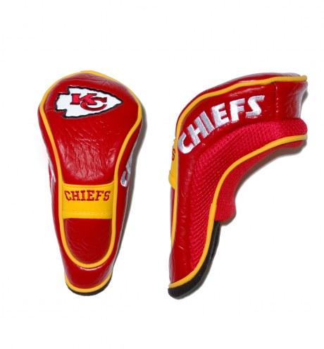 Kansas City Chiefs Hybrid Golf Head Cover
