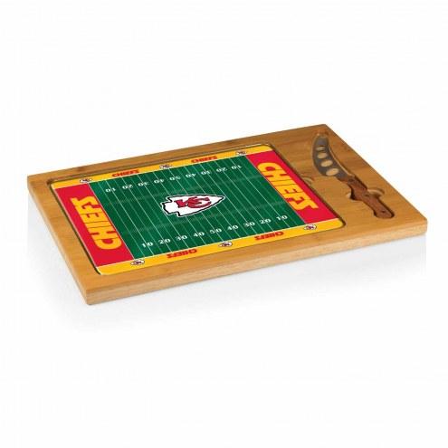 Kansas City Chiefs Icon Cutting Board