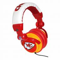 Kansas City Chiefs iHip Pro DJ Headphones