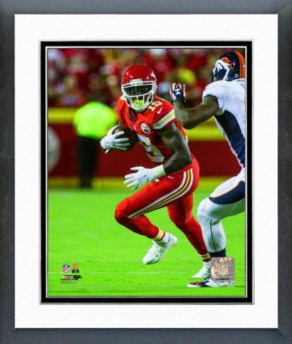 Kansas City Chiefs Jeremy Maclin Action Framed Photo
