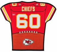 Kansas City Chiefs Jersey Traditions Banner
