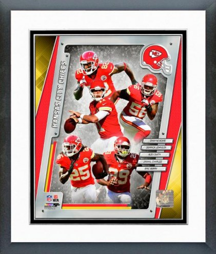 Kansas City Chiefs Kansas City Chiefs Team Composite Framed Photo
