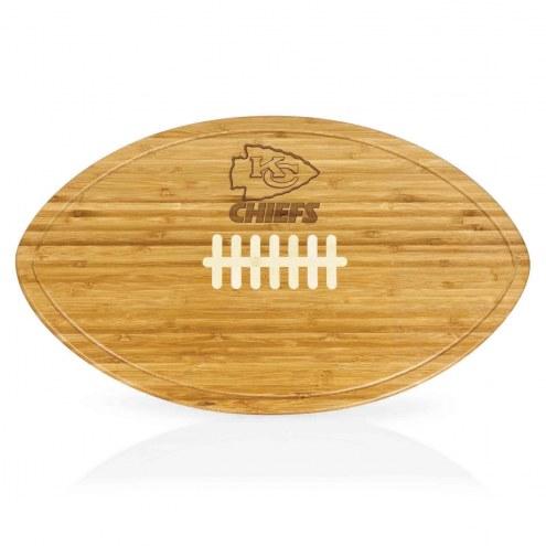 Kansas City Chiefs Kickoff Cutting Board