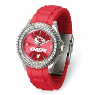 Kansas City Chiefs Sparkle Women's Watch