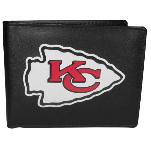Kansas City Chiefs Large Logo Bi-fold Wallet