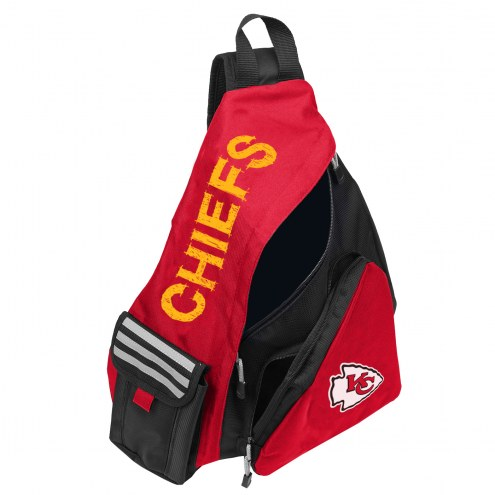 Kansas City Chiefs Leadoff Sling Backpack