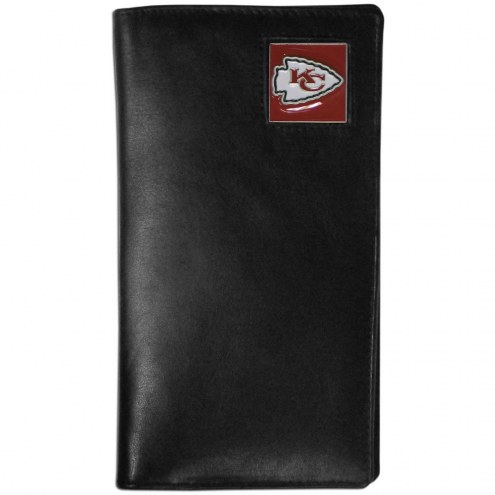 Kansas City Chiefs Leather Tall Wallet