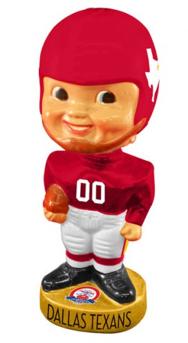 Kansas City Chiefs Legacy Football Bobble Head