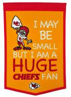 Kansas City Chiefs Lil Fan Traditions Banner