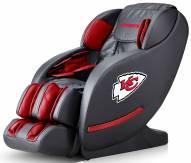Kansas City Chiefs Luxury Zero Gravity Massage Chair