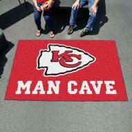 Kansas City Chiefs Man Cave Ulti-Mat Rug