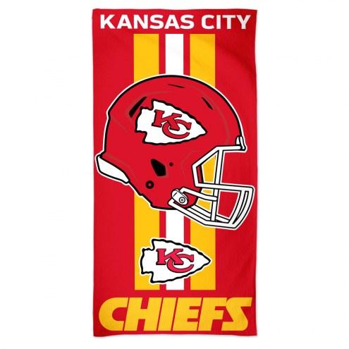 Kansas City Chiefs McArthur NFL Beach Towel