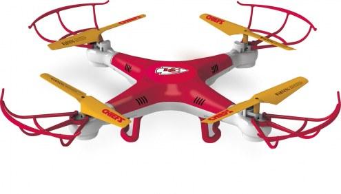 Kansas City Chiefs NFL Kickoff Quadcopter Drone