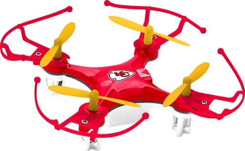 Kansas City Chiefs NFL Micro Quadcopter Drone