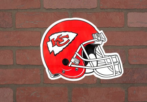 Kansas City Chiefs Outdoor Helmet Graphic