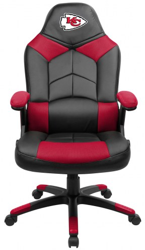 Kansas City Chiefs Oversized Gaming Chair
