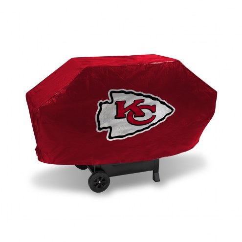 Kansas City Chiefs Padded Grill Cover
