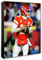 Kansas City Chiefs Patrick Mahomes 2018 AFC Championship Game Photo