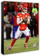 Kansas City Chiefs Patrick Mahomes 2018 AFC Championship Photo
