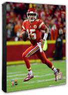 Kansas City Chiefs Patrick Mahomes Action Photo