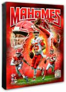 Kansas City Chiefs Patrick Mahomes Portrait Plus Photo