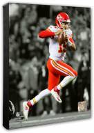 Kansas City Chiefs Patrick Mahomes Spotlight Action Photo
