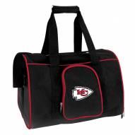 Kansas City Chiefs Premium Pet Carrier Bag