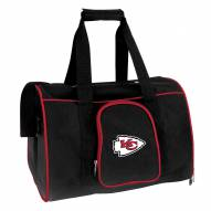 Kansas City Chiefs Premium Pet Carrier Bag