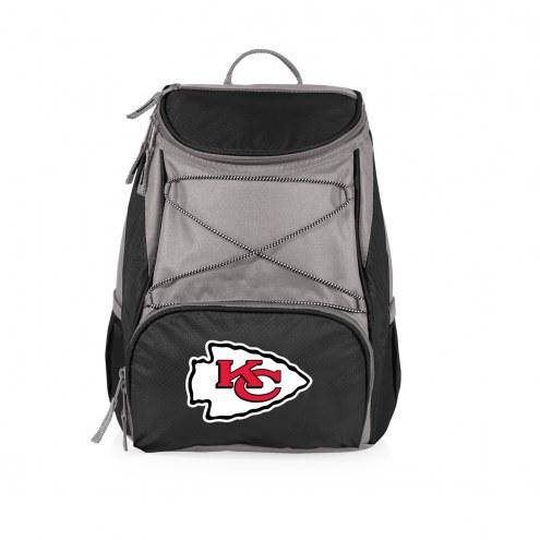 Kansas City Chiefs PTX Backpack Cooler