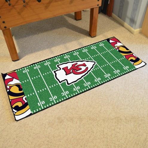 Kansas City Chiefs Quicksnap Runner Rug
