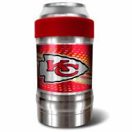 Kansas City Chiefs Red 12 oz. Locker Vacuum Insulated Can Holder