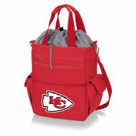 Kansas City Chiefs Red Activo Cooler Tote