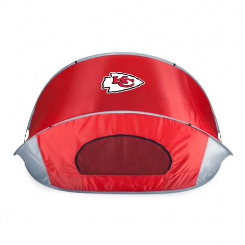 Kansas City Chiefs Red Manta Sun Shelter