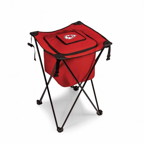 Kansas City Chiefs Red Sidekick Portable Cooler