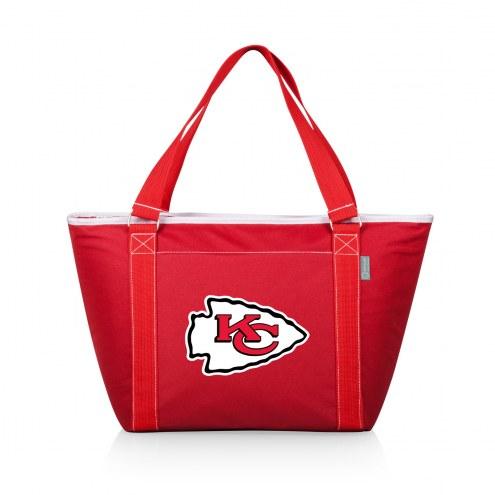 Kansas City Chiefs Red Topanga Cooler Tote