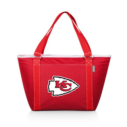 Kansas City Chiefs Red Topanga Cooler Tote