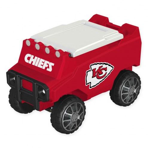 Kansas City Chiefs Remote Control Rover Cooler