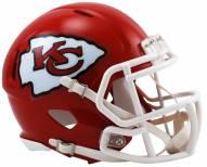 Kansas City Chiefs Riddell Speed Mini Collectible Football Helmet