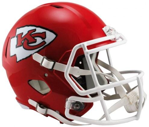 Kansas City Chiefs Riddell Speed Collectible Football Helmet
