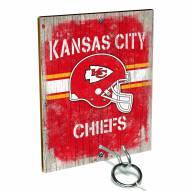 Kansas City Chiefs Ring Toss Game