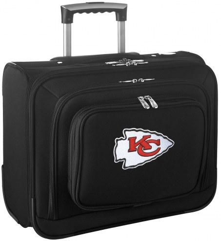Kansas City Chiefs Rolling Laptop Overnighter Bag