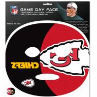 Kansas City Chiefs Set of 8 Game Day Faces
