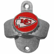 Kansas City Chiefs Wall Mounted Bottle Opener