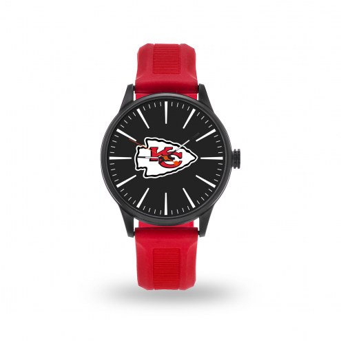 Kansas City Chiefs Sparo Men's Cheer Watch