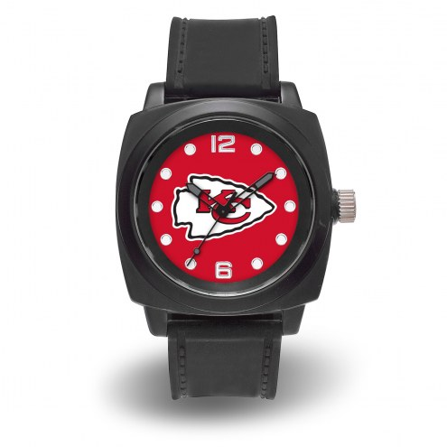 Kansas City Chiefs Sparo Men's Prompt Watch