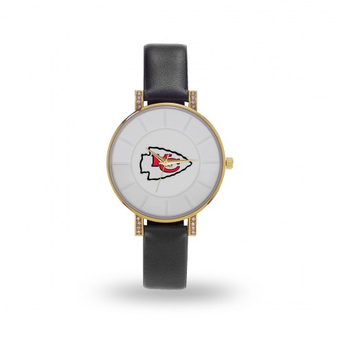 Kansas City Chiefs Sparo Women's Lunar Watch
