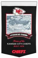 Kansas City Chiefs Stadium Banner